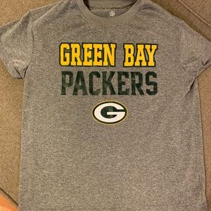 Green Bay Packers kids shirt